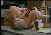 lesbian kissing - 3 girls - 2 kiss (all parts)