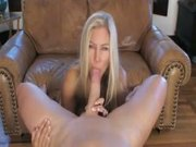 Nikki Jayne handjob and blowjob