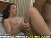 Private Casting X - Fuck those promises
