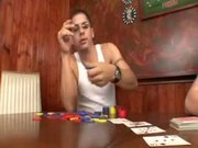 Serena Del Rio fucks at a poker game