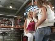 Lesbian Pussy Bar - Scene 1