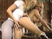 two rubian lesbians