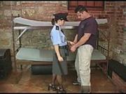 Prison guard anal