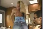Devinn lane, nicole sheridan and a lot of sex in a camper