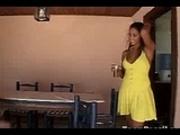Super hot Brazilian - best tits award