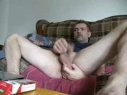 wackmaster65 shows crotch and i taste my own ass