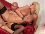 Nikita Von James Titty Cumshot