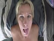 Amateur Facial for my wife