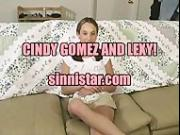 Sinnistar Cindy Gomez and Lexy