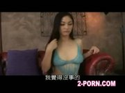kinky girl gives nice handjob and blowjob