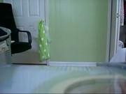 Breanna dance front webcam and masturbate