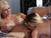 MommysGirl Sarah Vandella Eaten Out by Step-Daughter
