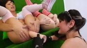 Gape Queens Assplay