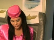 Madison Parker Stewardess