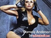 Pamela Anderson in her hot blowjob scandal