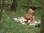 Hidden sex outdoor amateur