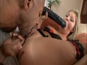 Jaelyn fox hardcore Interracial