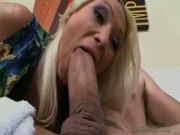 Hot Euro mom wamts some big American dick