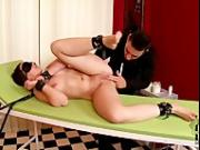 Daphnee Lecerf Milk Enema