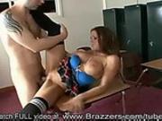 Crista Moore - Big Tits Big Dick