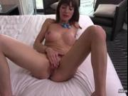 Amateur Spanish Cougar gets fucked POV