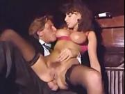 Vintage Limo Fucking with Sarah Young