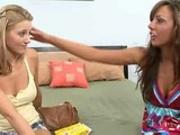 Tiffany and Carli Lesbian