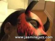 Masked Asian Blowjob 2