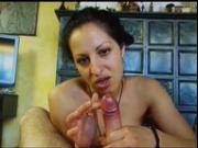 GIRLFRIENDS HANDJOB AND BLOWJOB
