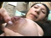 N & Aroma - Close-Up Nipple Play - 1 (Enormous Nipples)