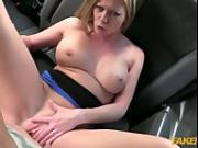 [FakeTaxi] Holly Kiss