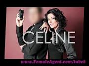 FemaleAgent. Grogeous and game for anything