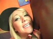 Hot Blonde Barbie Cummings
