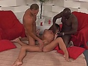 Olivia La Roche Great Threesome Scene