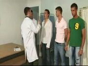 doctor gay orgy blowjob