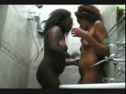 Black Lesbians Kissing And Licking