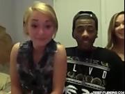 Interracial Teen Swinger Party Part 1