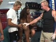 Promise Gangbang White Boy Stomp 12