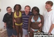 Spring Break Group Sex After Party With Kendra and Janice