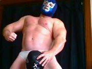 FlexBigMuscle is a dirty wrestler