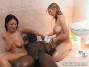 Double hot bitched get nailed