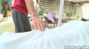 Lexi Diamond massage creep