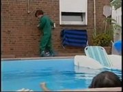 Who is that Girl in the hottest pool scene ever