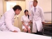 AzHotPorn.com - Tekoki Nurse Lewd Hospital Staff Part