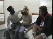 Interracial Black fucks Guys Wife