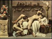 Vintage retro classical hardcore fucking and oral hardcore sex perversions