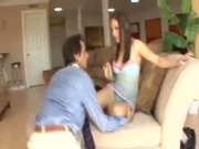 Gracie Glam Fucks Her Stepdad
