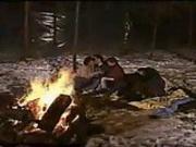 Lisa Sommer Campfire Scene