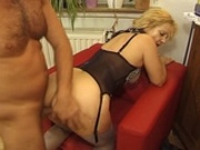 Mature secretary fuck and suck in the office