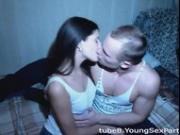 Young Sex Parties - Sleeping guy misses a great threesome